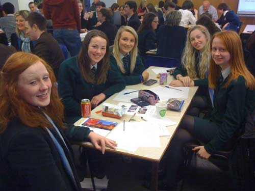 Year 13 Quiz At QUB