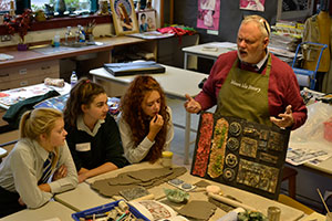 Trevor Woods Clay Workshop
