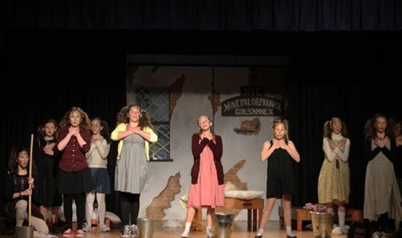 "School Production – ""Annie"""