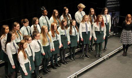 BBC School Choir of the Year – Heat 1 Winners