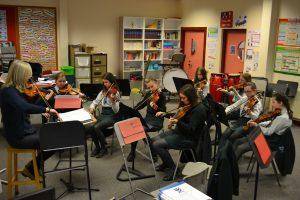 Senior String Group