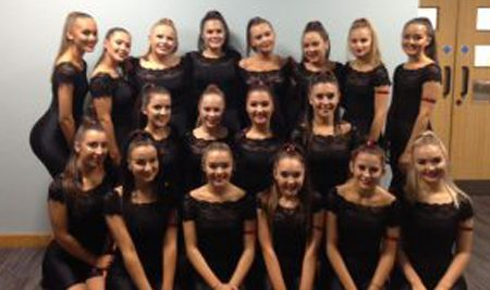 Great Success for the Dance Teams