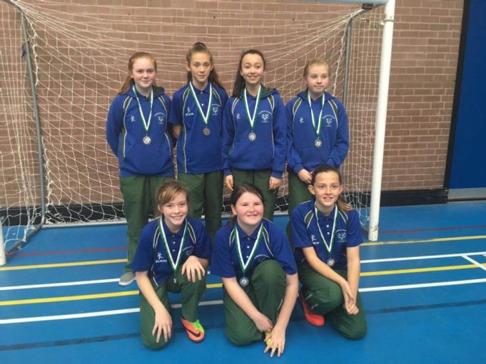 futsal runners up