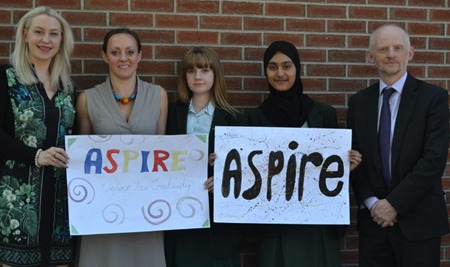Aspire Careers Event