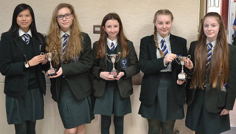 Prize Winners 2018