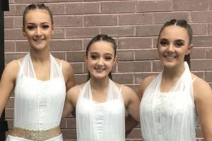 Junior Dance Trio 2019