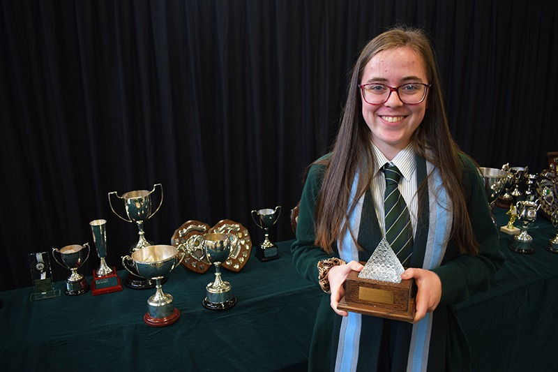 Hannah W - Prize for Further Mathematics