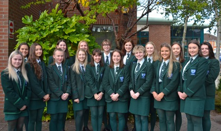 School Prefects 2019-20