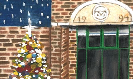 Christmas Card Design Winner
